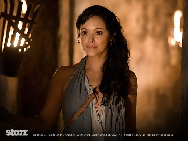 Marisa Ramirez in Gods of the Arena