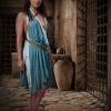 Marisa Ramirez in Spartacus Gods of the Arena