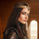Eva Green as Morgana in Camelot
