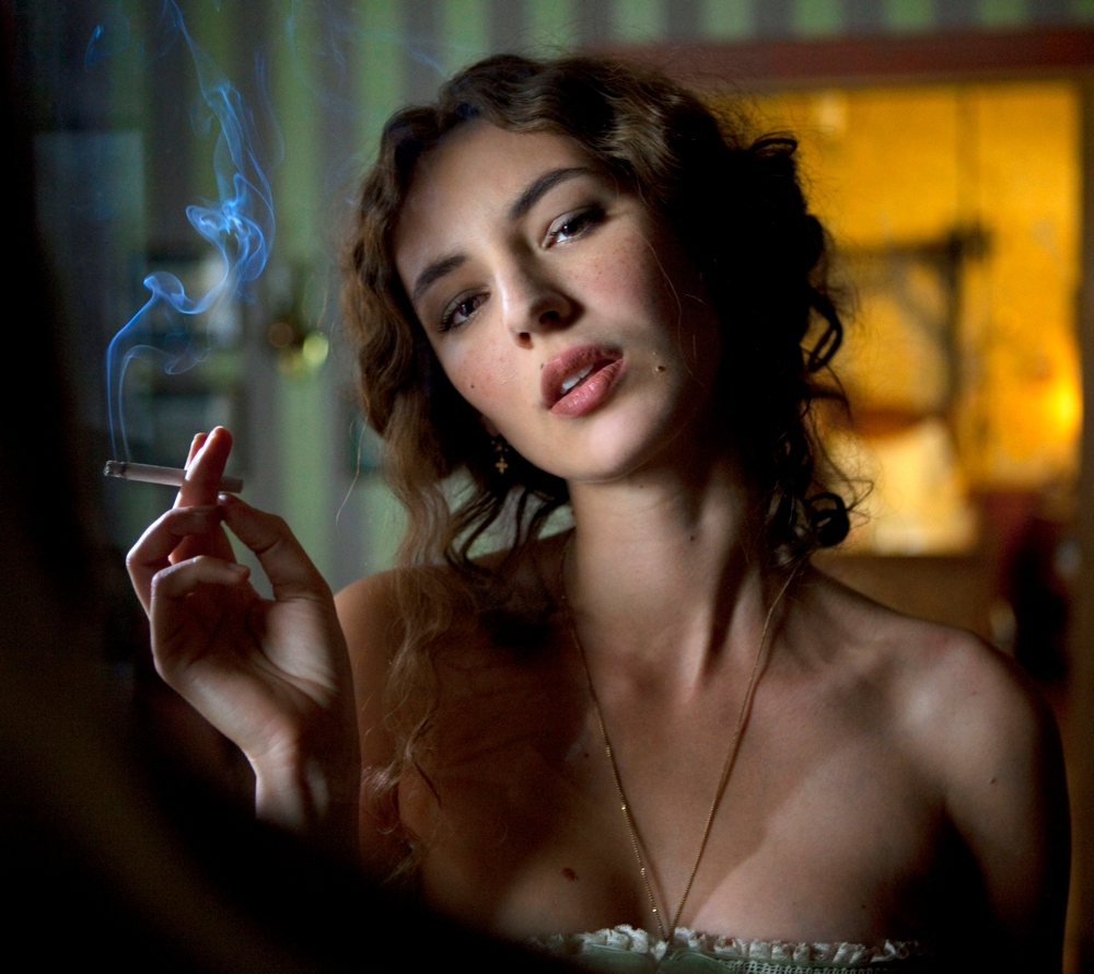 Louise Bourgoin in Luc Besson's film Adele Blanc-Sec