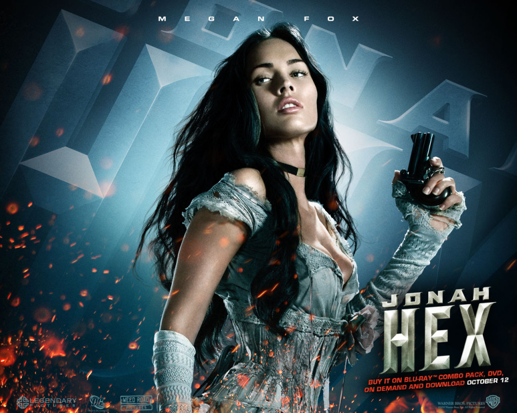 Megan Fox Jonah Hex wallpaper