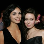 Morena Baccarin and Summer Glau