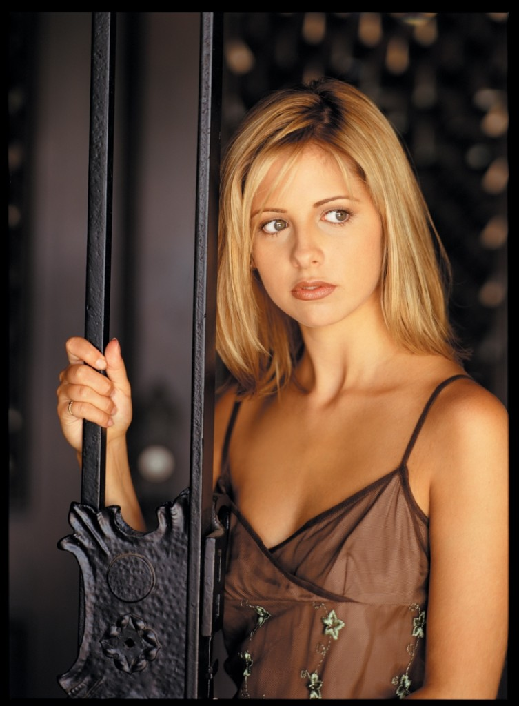 Sarah Michelle Gellar Buffy the Vampire Slayer