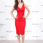 Bérénice Marlohe at the launch of Skyfall - James Bond 23