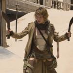 Milla Jovovich in Resident Evil: Extinction