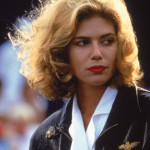Kelly McGillis in Paramount's Top Gun
