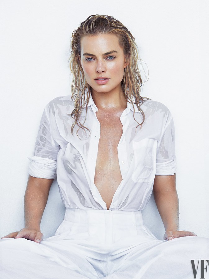 Margot Robbie for Vanity Fair